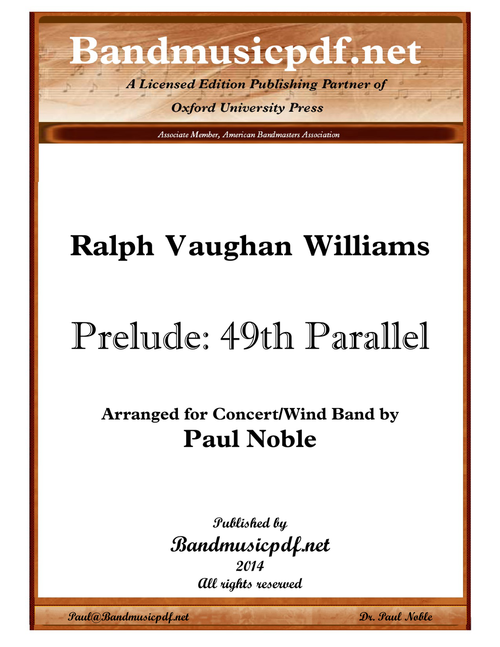 Prelude: 49th Parallel