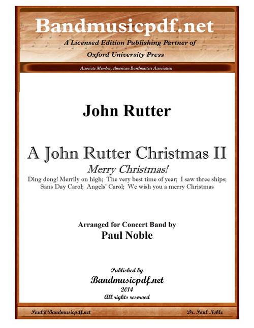 A John Rutter Christmas II - Merry Christmas