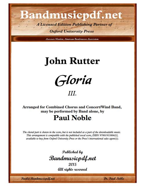 Gloria III