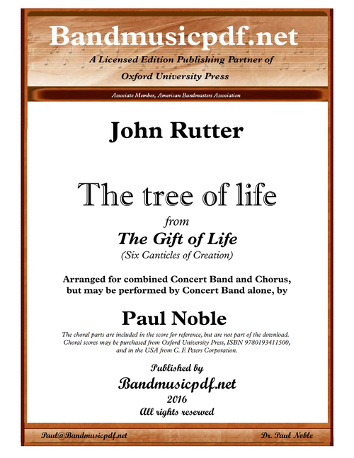 The Gift of Life 2.The tree of life