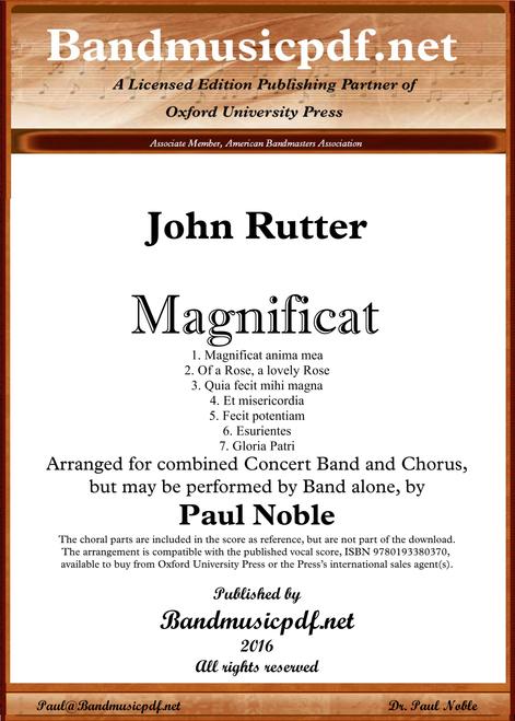 Magnificat (Complete)