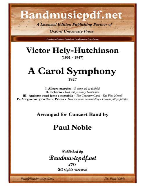 A Carol Symphony (Complete)