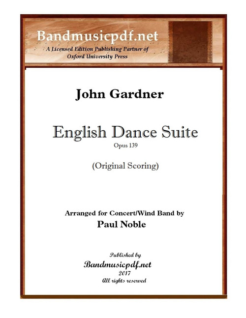 English Dance Suite (Original - Complete)