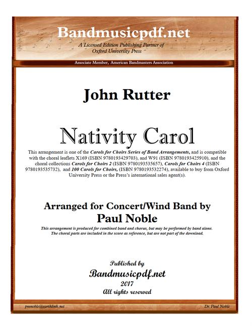 Nativity Carol