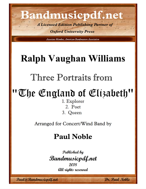 Three Portraits from 'The England of Elizabeth'