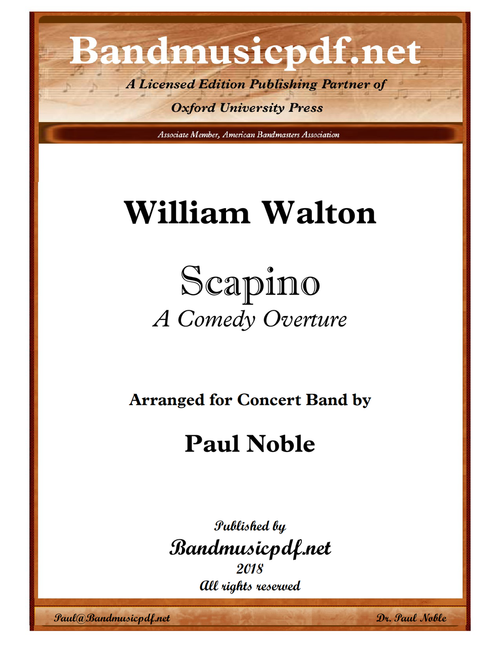 Scapino, A Comedy Overture