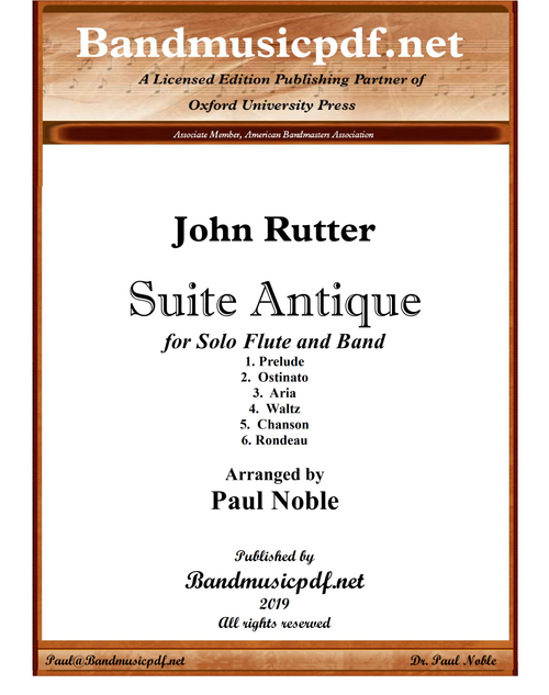 Suite Antique (Complete)