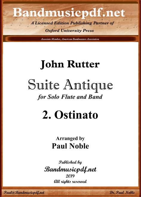 Suite Antique 2. Ostinato
