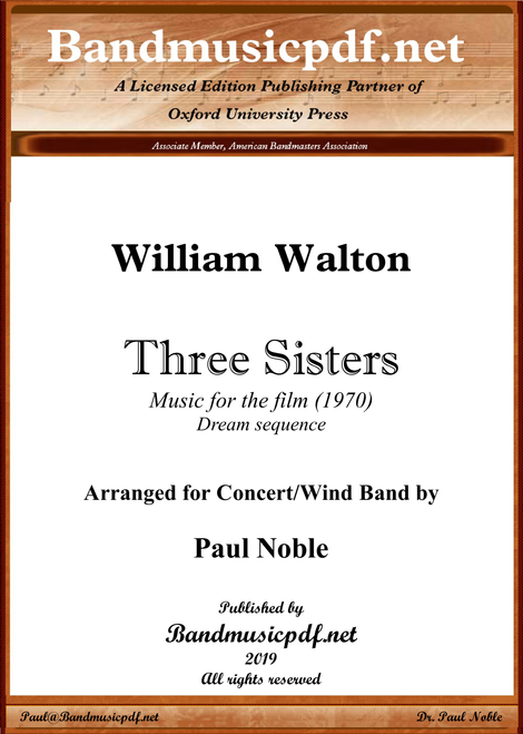Three Sisters, Music for the Film