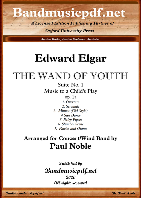 THE WAND OF YOUTH, No. 1 (Complete)