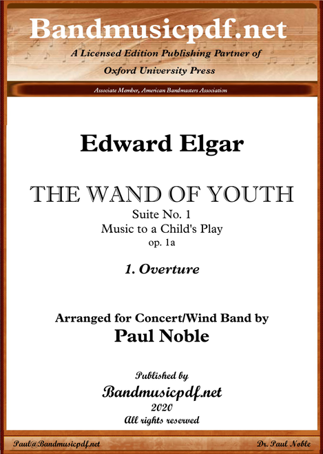 THE WAND OF YOUTH, No. 1 - 1st Movement