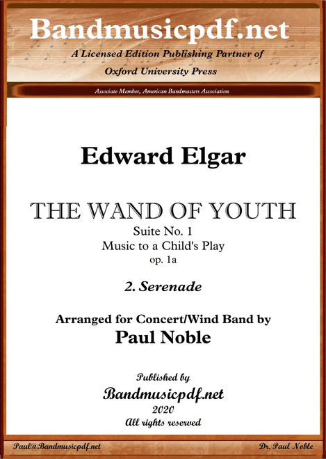 THE WAND OF YOUTH, No. 1 - 2nd Movement