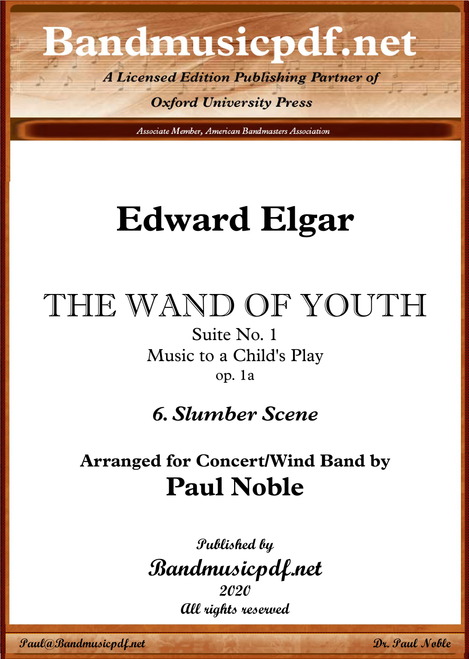THE WAND OF YOUTH, No. 1 - 6th Movement