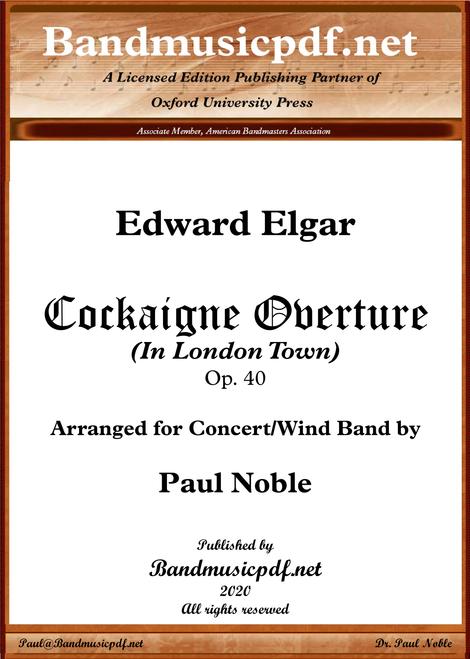 Cockaigne Overture