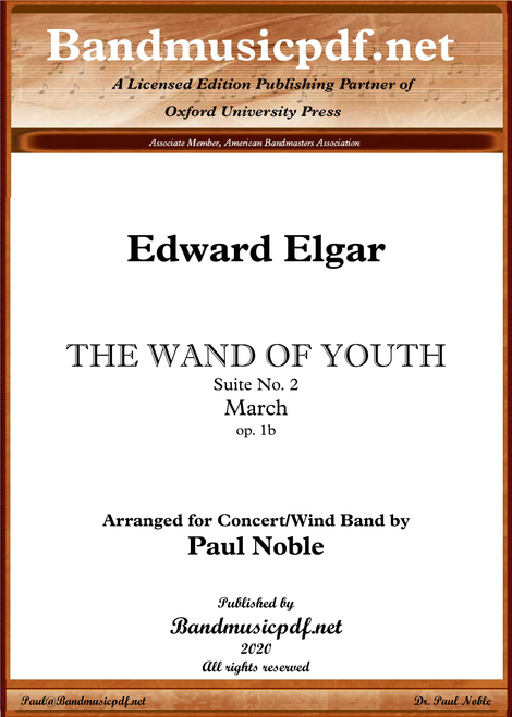 The Wand of Youth, No. 2 - March