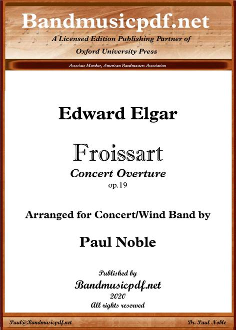 Froissart Concert Overture