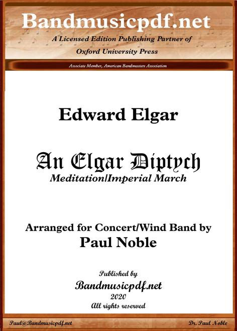 An Elgar Diptych