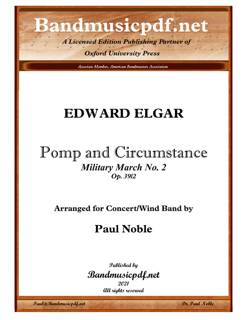Pomp and Circumstance, March No. 2