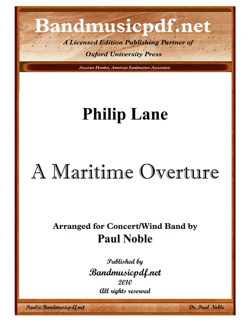 A Maritime Overture