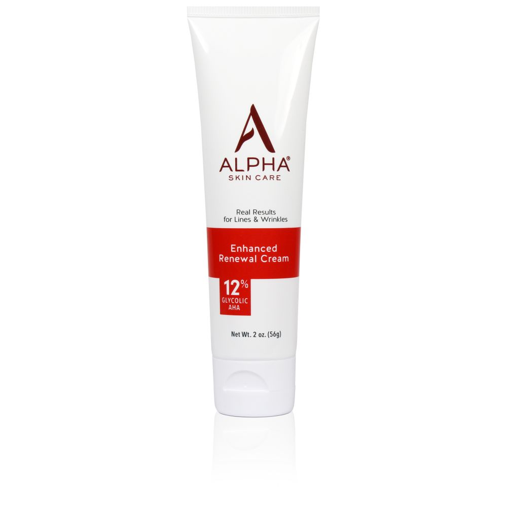 Primary Product Shot Alpha Skin Care Enhanced Renewal Cream