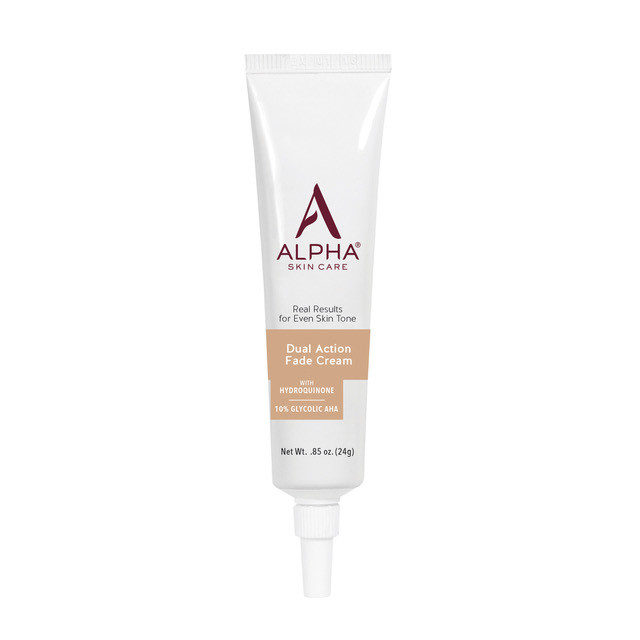 Dual Action Fade Cream with Hydroquinone & 10% AHA, 0.85 OZ (Out of Stock)