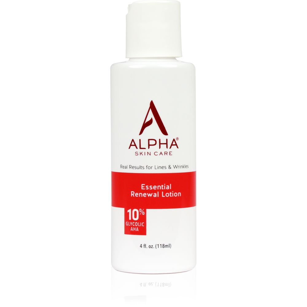 Primary Product Shot Alpha Skin Care Essential Renewal Lotion
