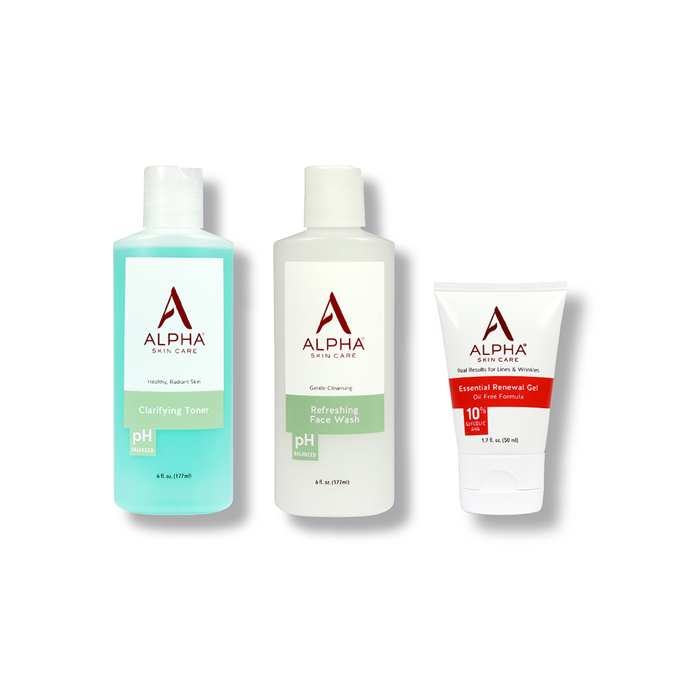 Oily/Problem Prone Kit (out of stock)
