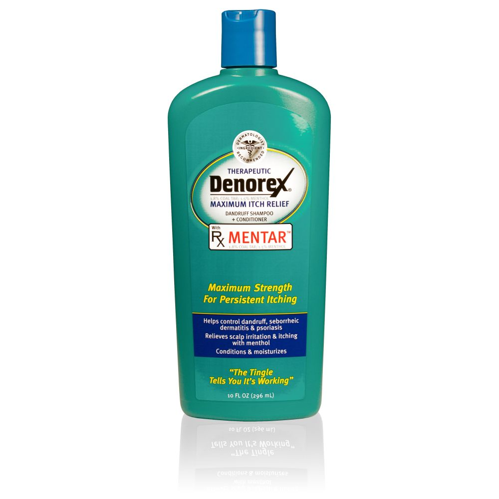 Primary Product Shot Denorex Maximum Itch