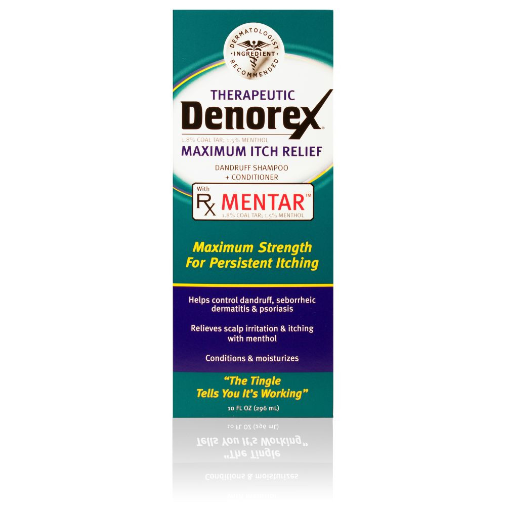 Box Shot Front Denorex Maximum Itch