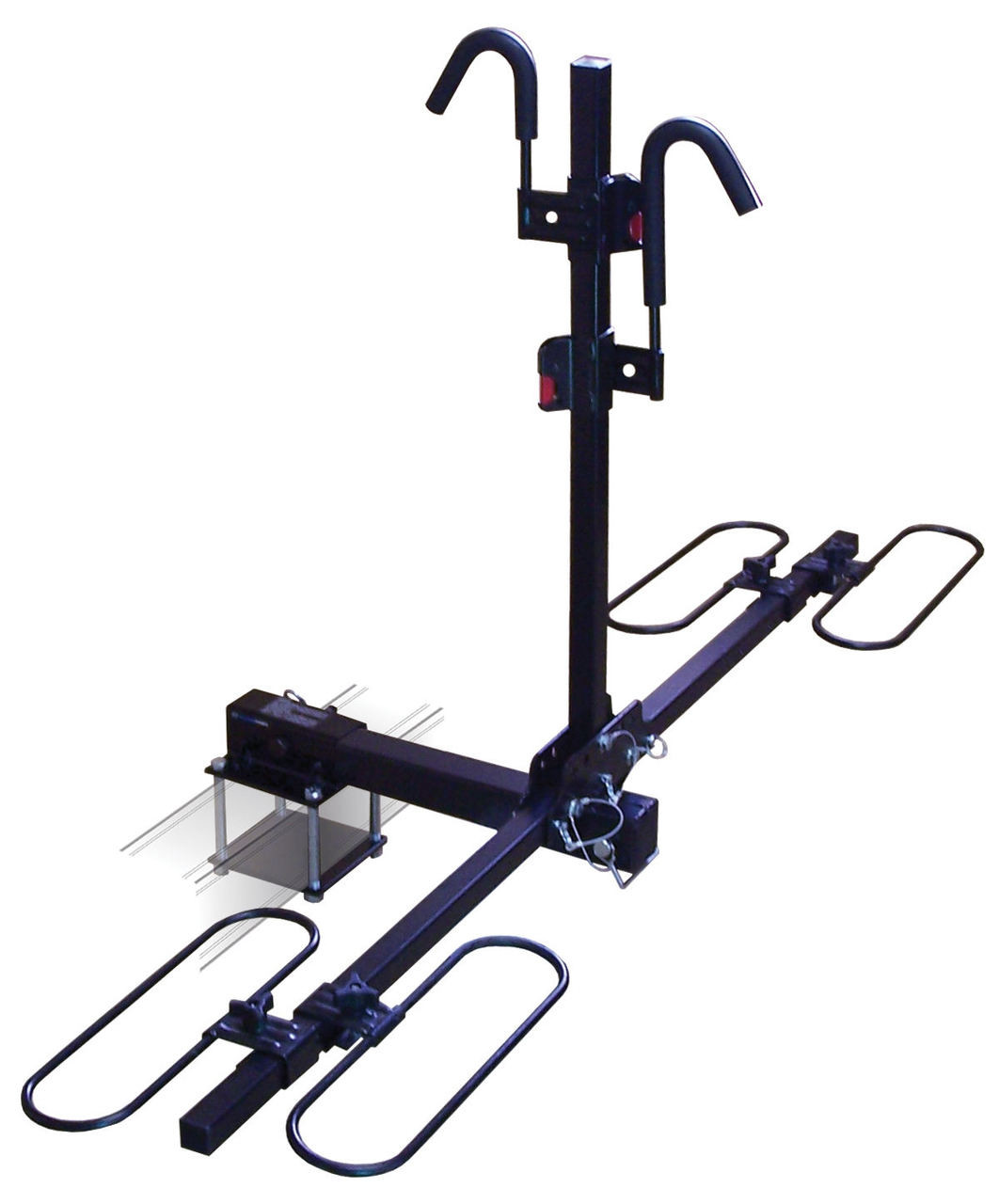 Swagman RV Approved Escapee Hitch Bike Rack