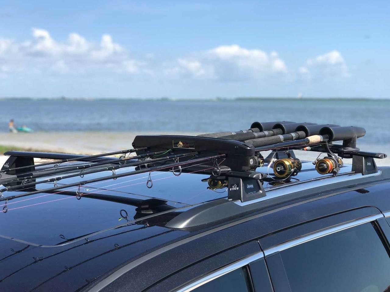 Gear Rak Fishing Rod Rack