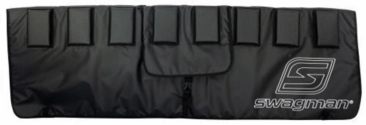 Mid Size Swagman Paramount Tailgate Pad Black