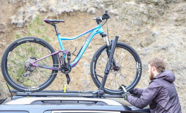 Swagman Race Ready Bike Rack