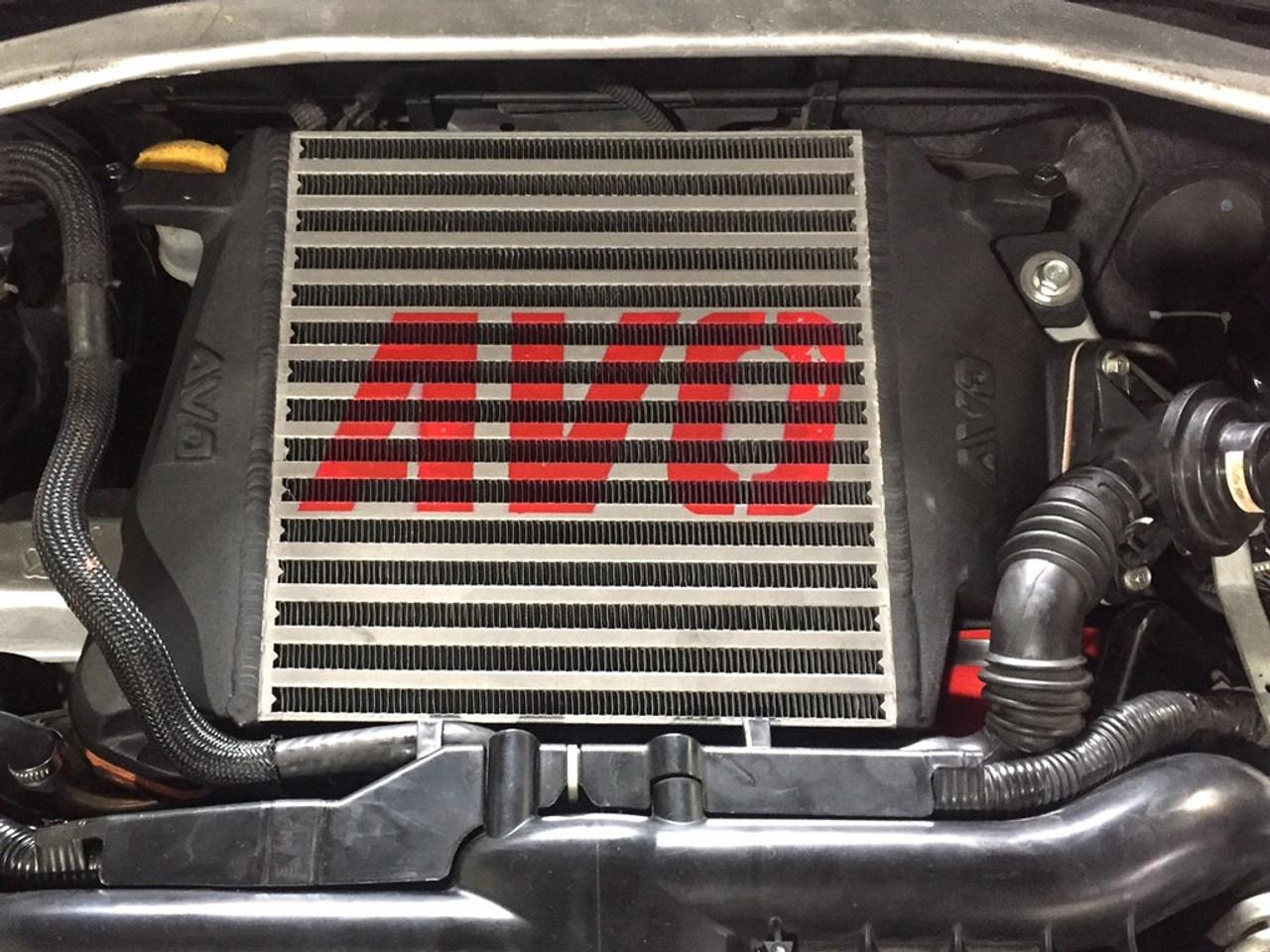 IntercoolerTop Mount Intercooler Kit Exiga GT EJ20 S1104K941BLKT