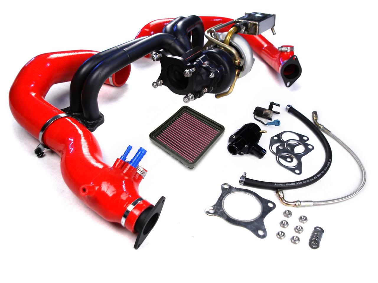 TurboTurbo Kit Impreza WRX FA20F S2A15GT71120T