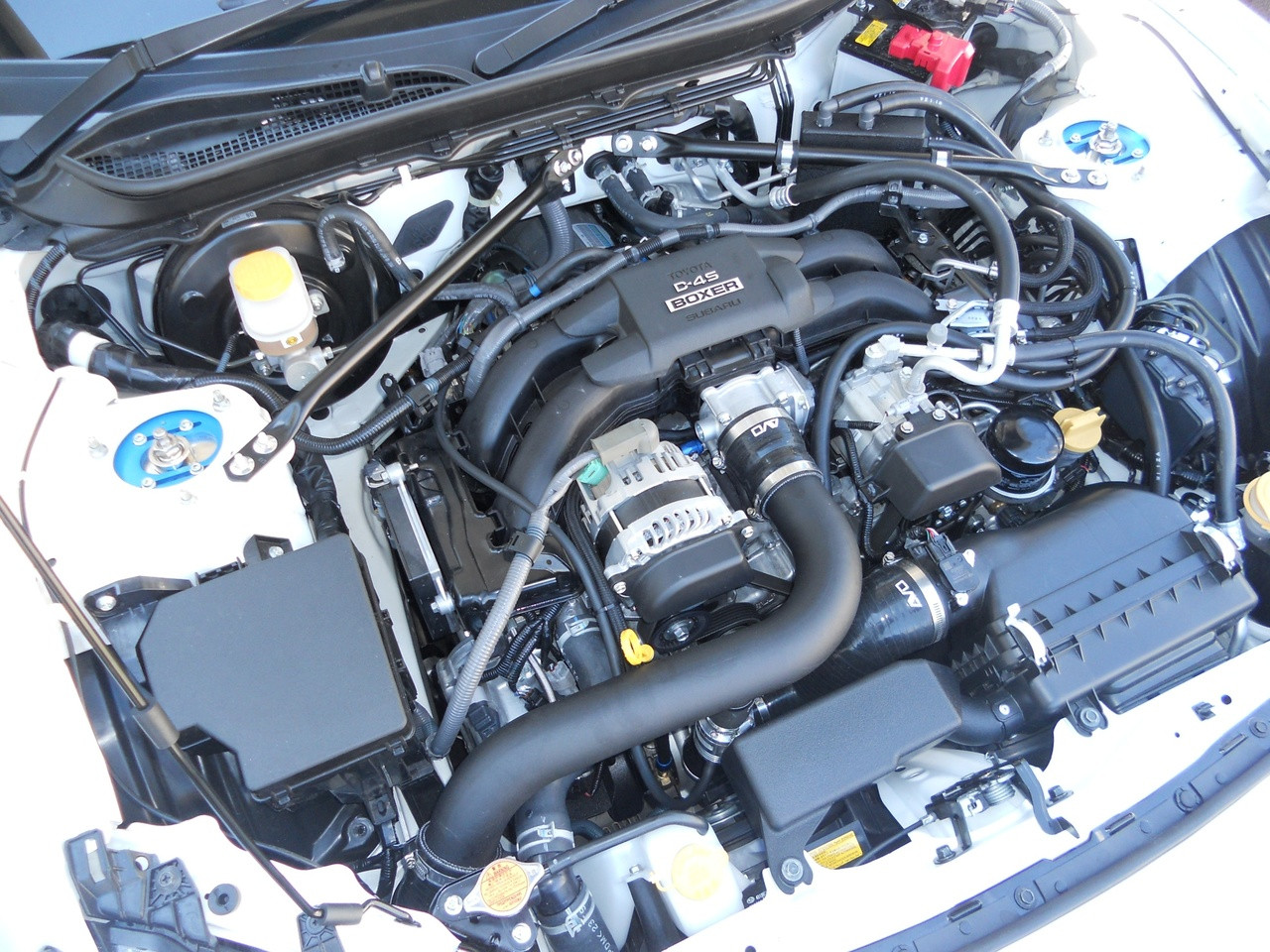 TurboTurbo Kit BRZ FA20 S6Z18GS7BKITU
