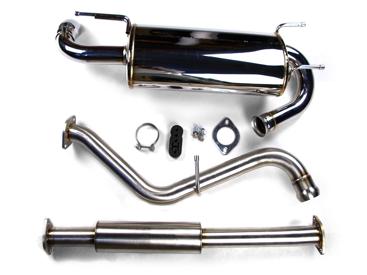 Exhaust Cat Back Exhaust Crosstrek XV FB20 S2V18E3KD065T