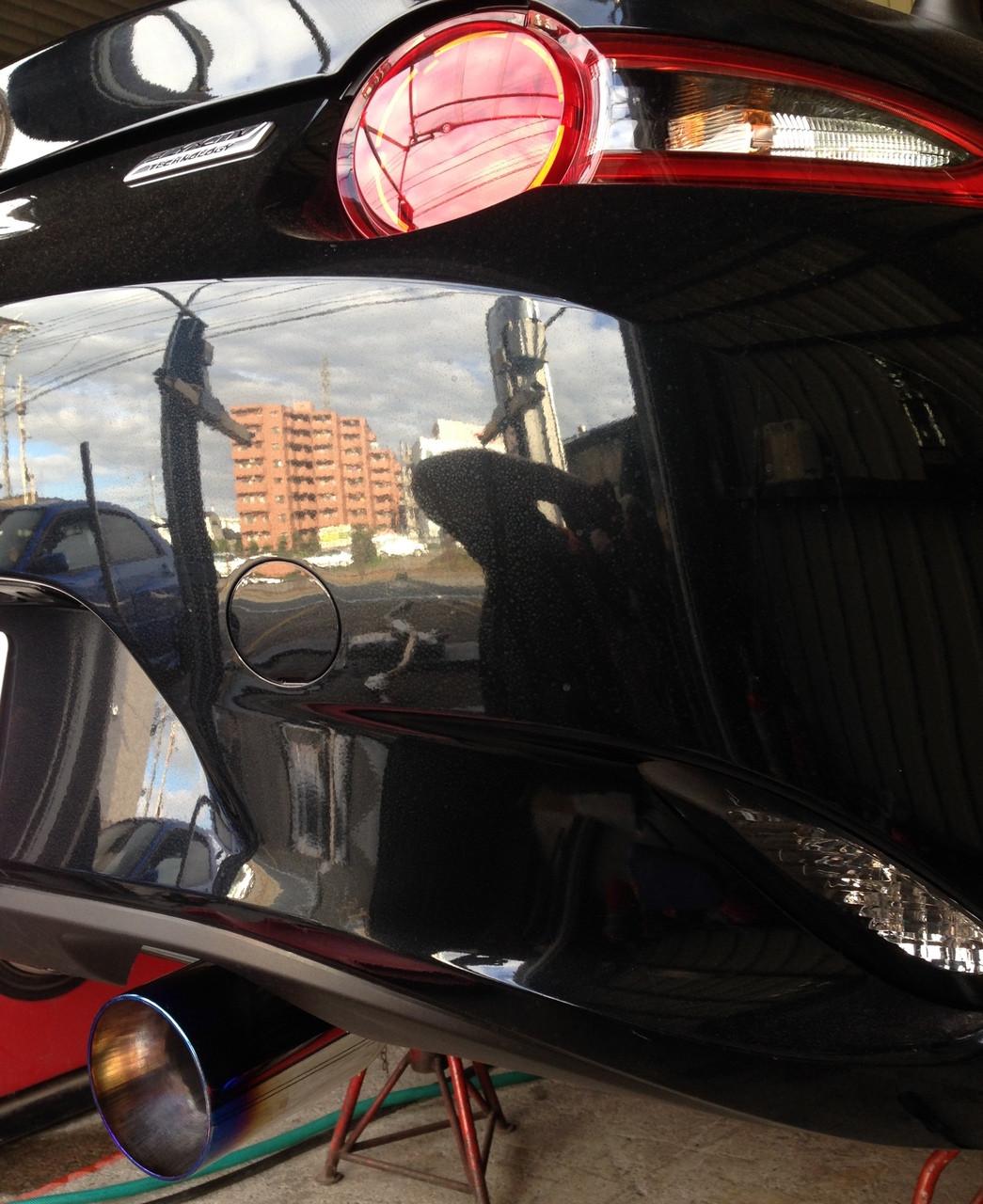 Exhaust Header Back Miata ND 5RC LNR16A3HA065T
