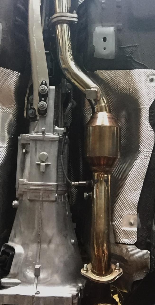 Exhaust Header Back Miata ND ERC LNR16AEHA065T