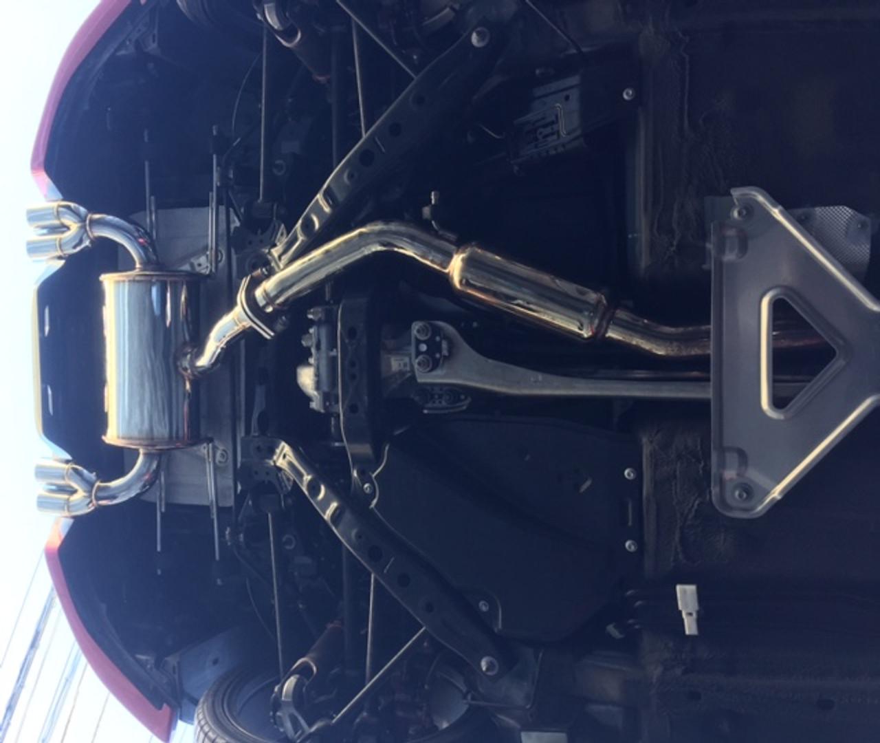 Exhaust Header Back Miata ND ERC LNR16AEHAT65T