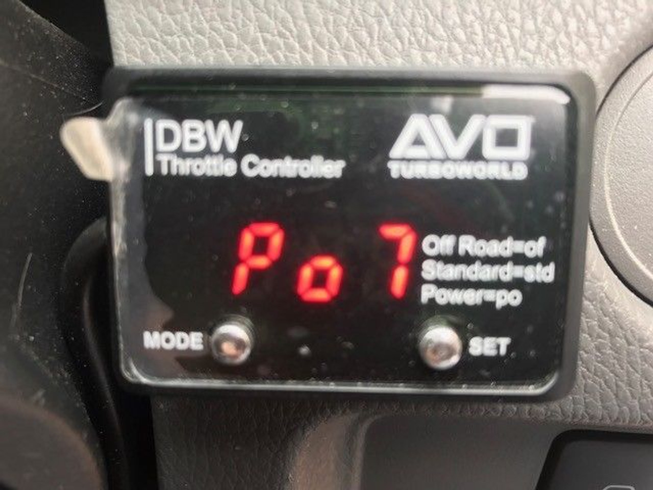 AVO DBW Controller Unit (T10A)