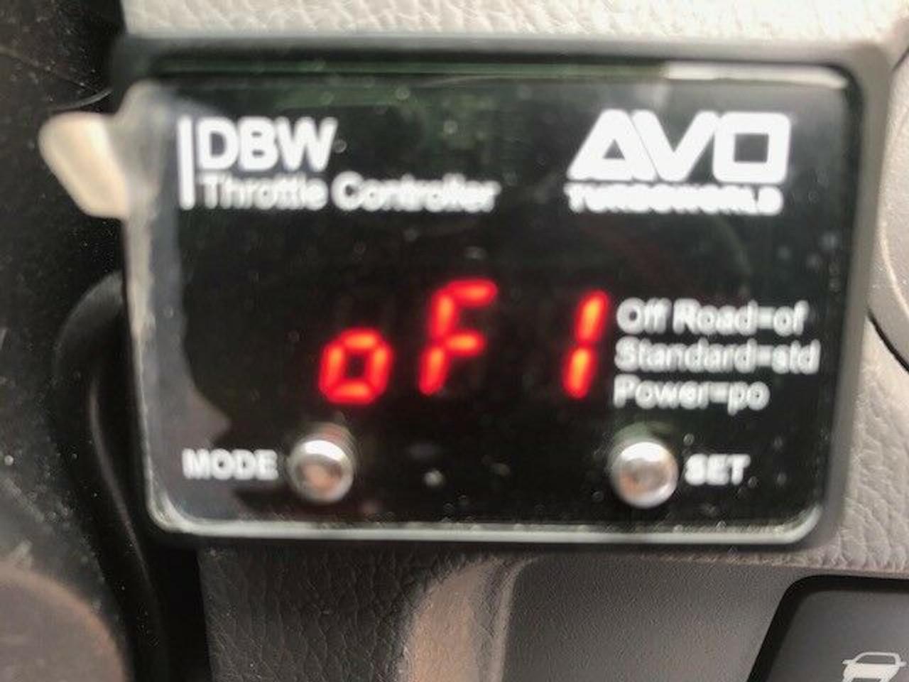 AVO DBW Controller Unit (T16A)
