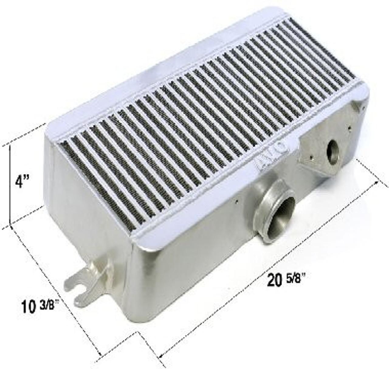 IntercoolerTop Mount Intercooler Kit Impreza STI EJ25 S2F14G94A001T