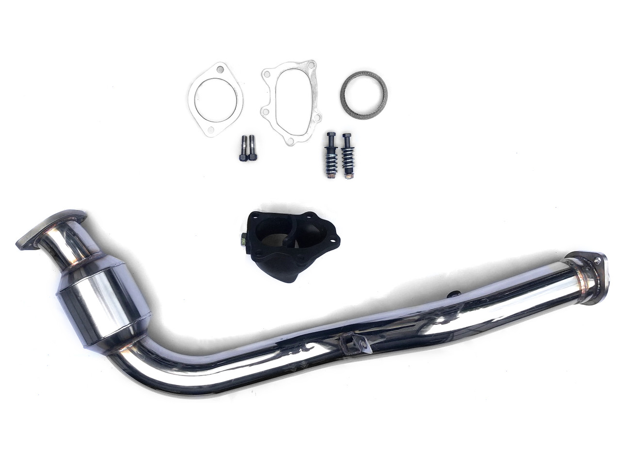Exhaust Catted Down Pipe Impreza JDM STI EJ20 S2D04M3GAME2T