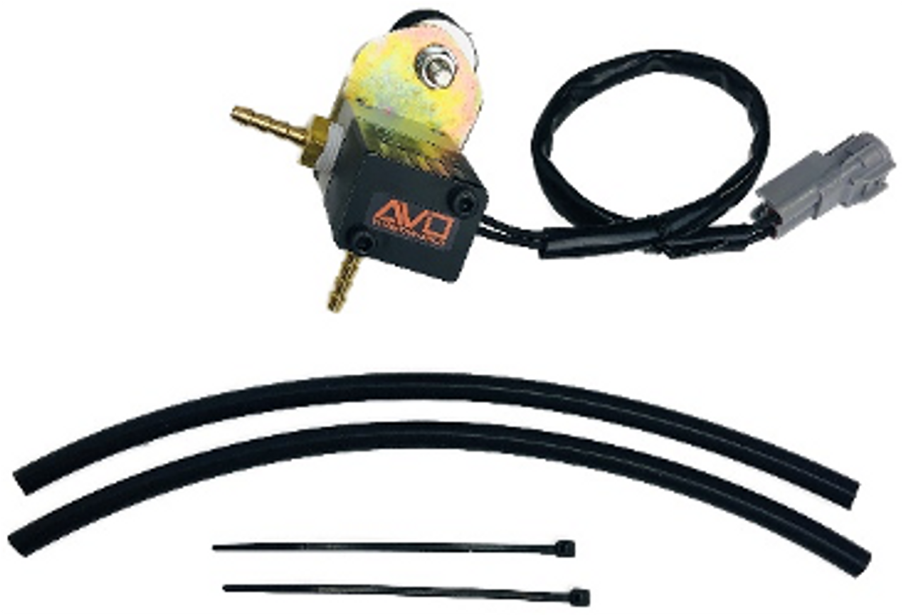 Subaru ECU 3-Port Solenoid Boost Control Tuning Kit