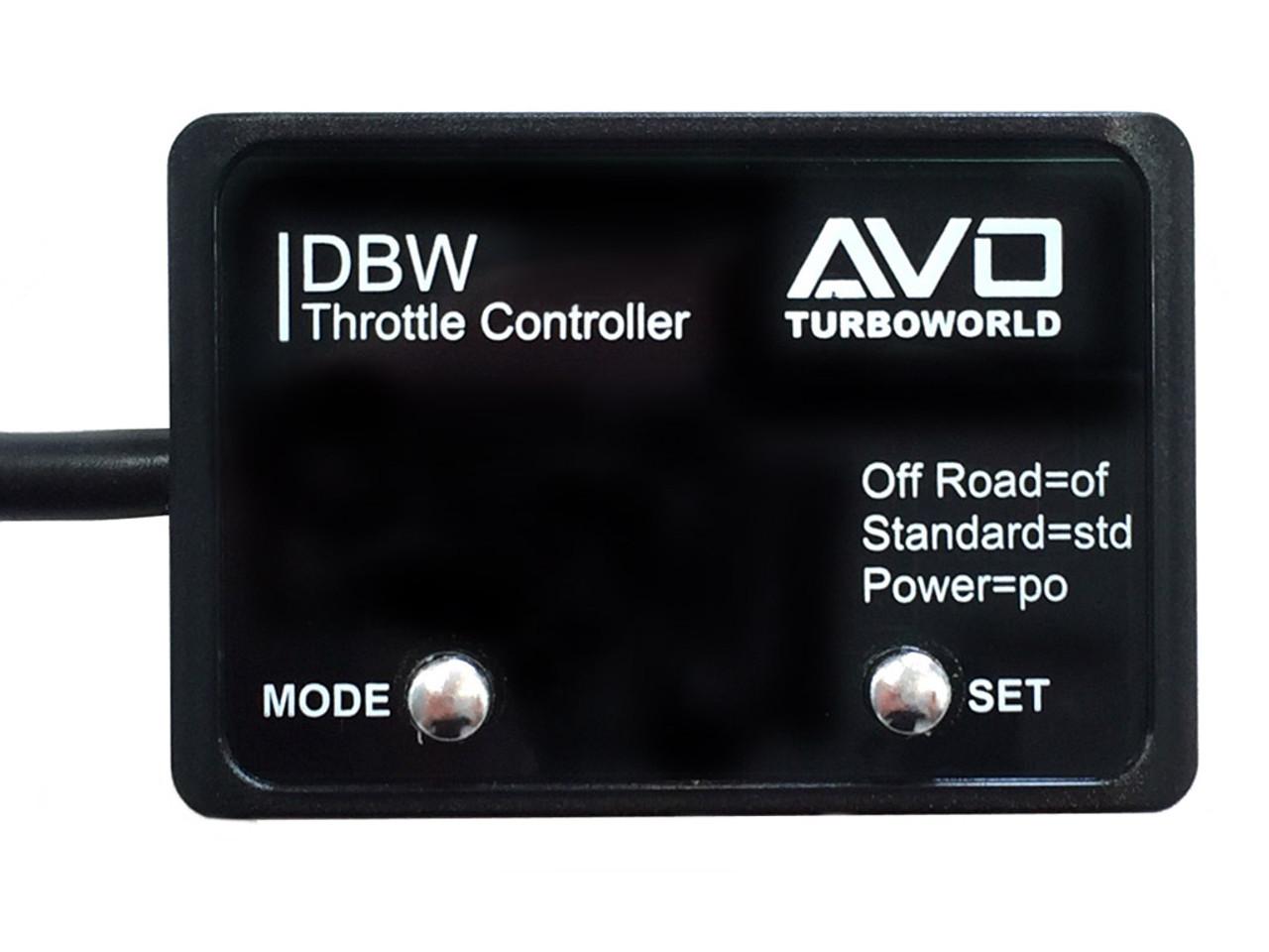 ElectronicThrottle Controller- Subaru Large Pedal Plug