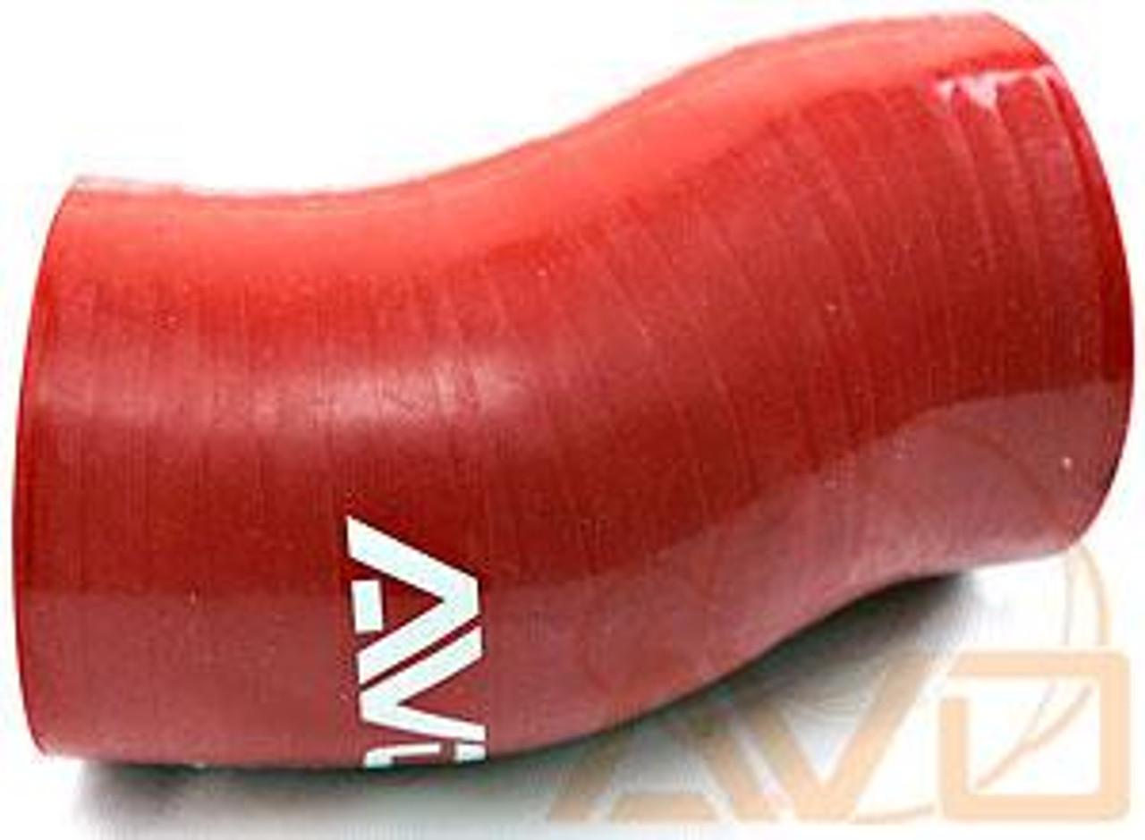 Top Mount Intercooler Kit Ceramic Coated Raw Finish - Liberty GT, Spec B & Outback XT EJ20