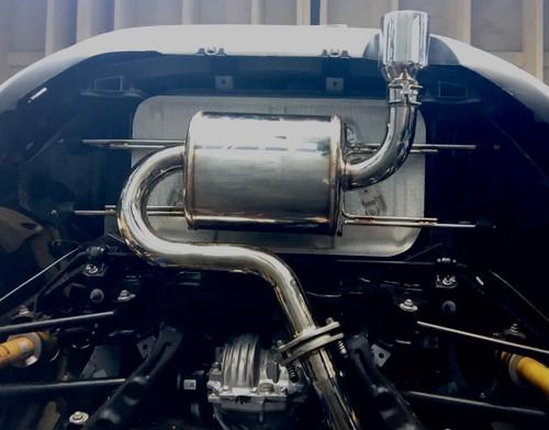 "MX5 ND 2.0L 2016+ 2 1/2"" Header Back Exhaust Kit"