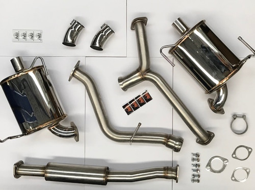 Exhaust Header Back Outback 3.6R EZ36D S1H16L3NA001T