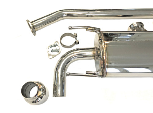 Exhaust Cat Back Exhaust BRZ FA20 S6Z12G3KD065T